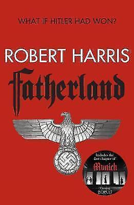 1 of 1 - Fatherland (25th Enniversary Edition), Harris, Robert, Very Good Book
