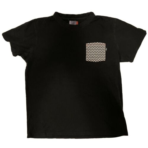 Twin Peaks Black Lodge Pocket T-Shirt Tee David Ly