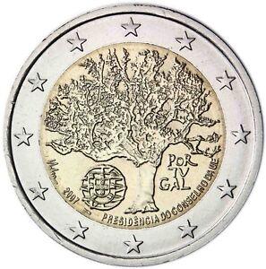 Portugal-2-Euro-2007-Ratspraesidentschaft-der-EU-Gedenkmuenze-bankfrisch