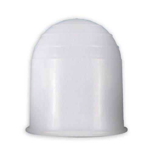 DKB copertura per gancio di traino copertura ottica Sfera Bianco Cappuccio Protezione