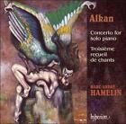 Alkan: Concerto for solo piano; TroisiŠme recueil de chants (CD, Sep-2007, Hyperion)