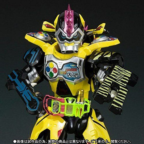 NEW S.H.Figuarts Masked Kamen RiderEX-AID LAZER HUNTER BIKE GAMER LEVEL 5 BANDAI