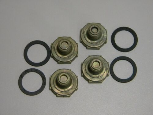 Holley QFT AED CCS 26-36 Power Valve Plug Holley Barry Grant Demon 4 Pack