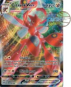 Pokemon-119-189-Cizayox-Vmax-Full-Art-EB03-Epee-Bouclier-3-VF-Francais