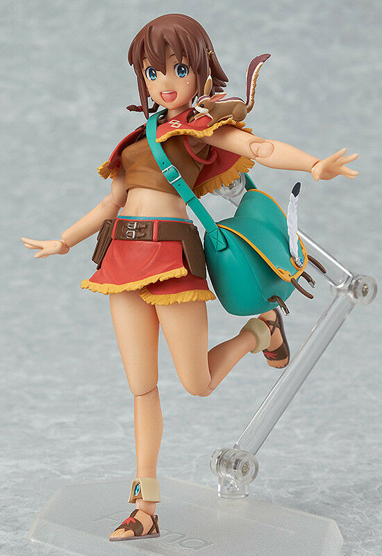 Figma AMY GARGANTIA ON THE VERDUROUS PLANET figure NEW