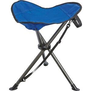 New High Quality Disc Golf Tripod Stool 225 Lbs Chair