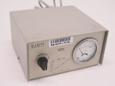 E Leitz 050260 Illumination Transformer Power Supply 1173