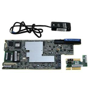 HP-659331-001-Smart-Array-P220i-512MB-de-cache-de-escritura-con-respaldo-de-Flash-con-Condensador