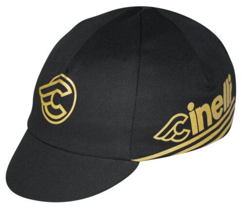 CINELLI BLACK GOLD Team cycling cap nouveau vélo chapeau de livraison gratuite!!!