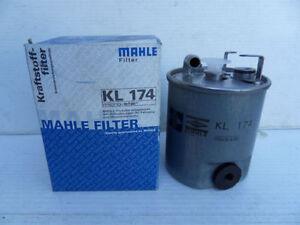 Mercedes-Sprinter-Vito-CDi-Diesel-Fuel-Filter-1999-2006-Genuine-Mahle-KL174