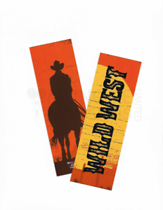 Wild-West-Bookmarks-Book-Reading-Western-Party-Bag-Fillers-Pack-Sizes-6-48