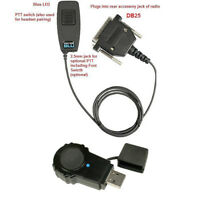 Pryme™ Blu Bt-m31-kit1 Bluetooth Adapter With Wireless Ptt For Kenwood Mobile