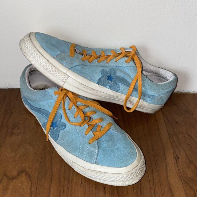 Chicle Abandonar espontáneo  Nike Converse One Star X Tyler Golf Le Fleur 10009027-ao1-001 Mens Large  for sale online | eBay
