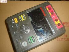 Lcd Damage Can Power Up Amprobe Amb 50 5000v Basic Insulation Resistance Tester