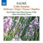 Faur': Cello Sonatas; Scilienne; El'gie; Pavane; Papillon (CD, Feb-2010, Naxos (Distributor))
