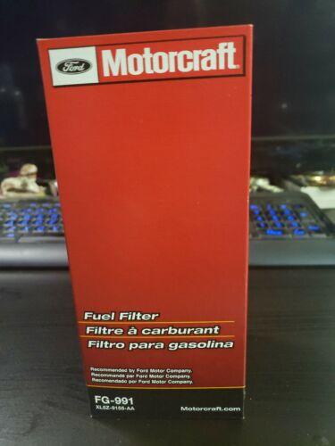 MOTORCRAFT FUEL FILTER FG-991