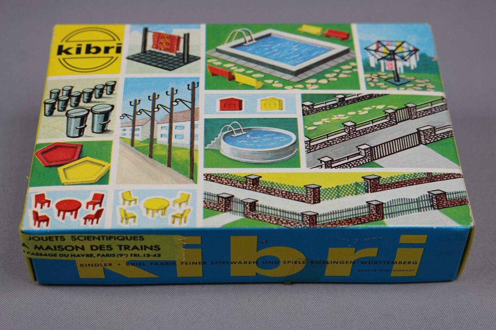 Z267 kibri oh train model 8092 decoration for home & garden diorama kit