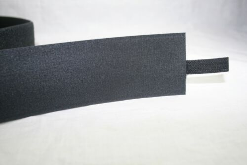 "Velcro Band Loop 1000-50 Yard Roll Black 2/"" Wide 100/% Nylon USA Made"