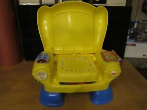Stupendous Details About Smart Stages Chair Fisher Price Laugh And Learn Toy For Baby Toddler Kids Used Theyellowbook Wood Chair Design Ideas Theyellowbookinfo
