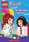 LEGO Friends: The Birthday Surprise 4 by Tracey West (2014, Paperback)