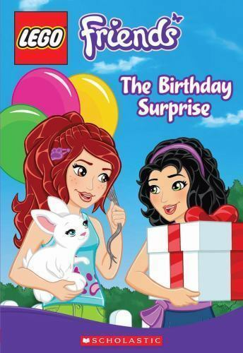 LEGO Friends: The Birthday Surprise (Chapter Book #4) by West, Tracey
