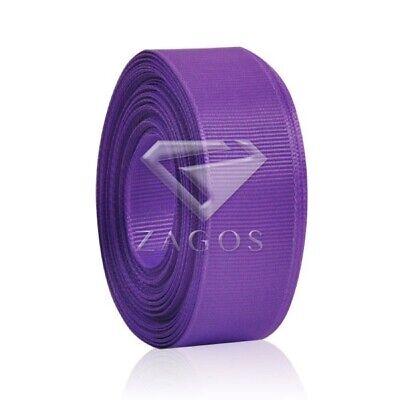 "10 Meters 1/""25mm Grosgrain Ribbon Craft Hair Bows Wedding Favor DIY Yellow IF"