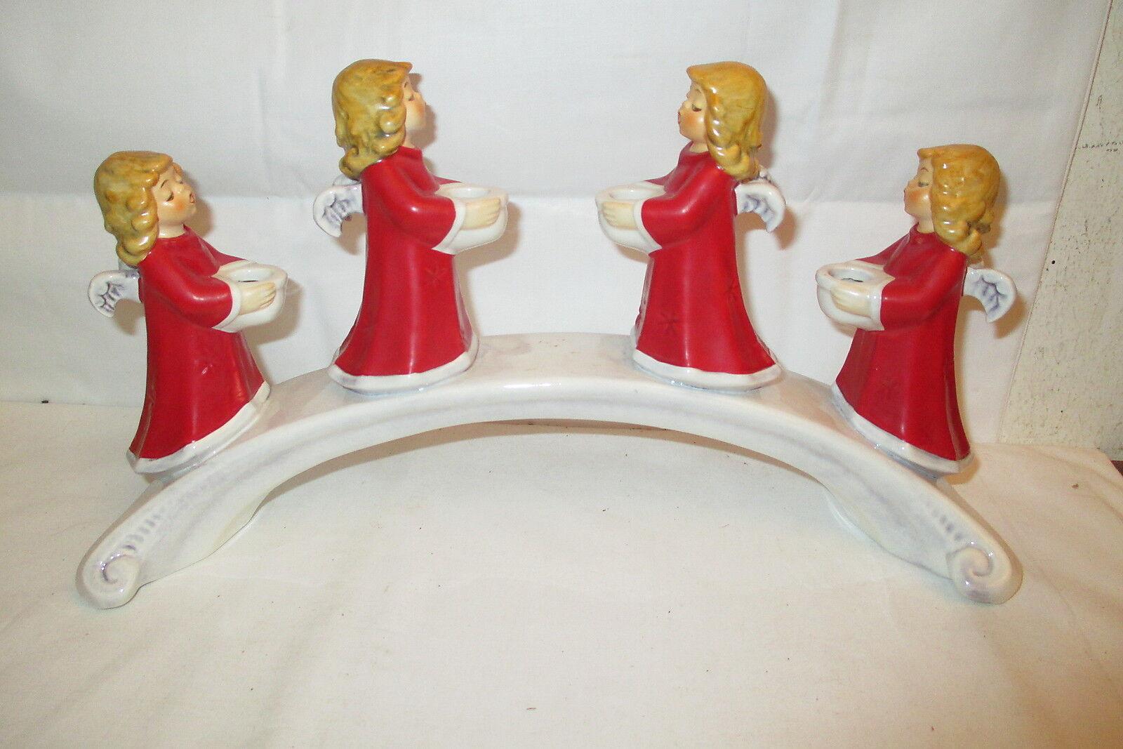 Goebel-Bougies Arc-Anges arc avec quatre bougies Supports He 53, 1 choix, 30 cm