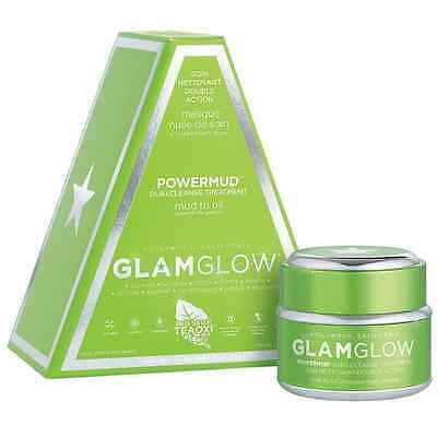 Glamglow PowerMud Dual Cleanse Treatment 1.7 oz