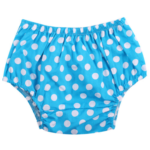 Infant Baby Girl Boy Cotton Shorts Pants Toddlers Nappy Diaper Covers Bloomers