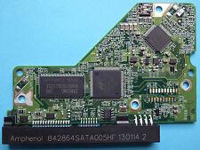 PCB board Western Digital WD1002FAEX-00Z3A0 / HHRNHTJCHB / 2060-771640-003 REV A