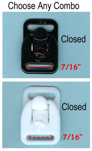 Maternity Breastfeeding Nursing Bra Sewing Clip Hook Closure Convert Bra Straps