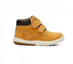 New Kinderschuhe Doppelklett Chukka Toddle Zu Wheat Timberland Details Boots Tracks A1jvp UzVpSM