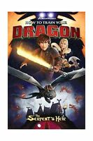 How To Train Your Dragon: The Serpent's Heir Free Shipping