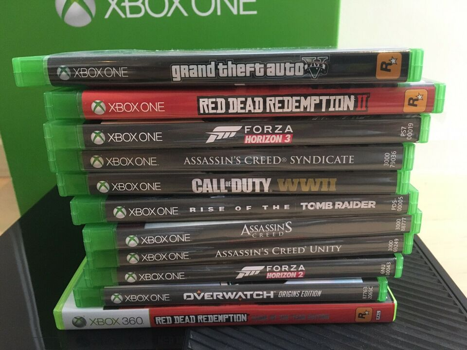 Xbox One, 1500 GB, God