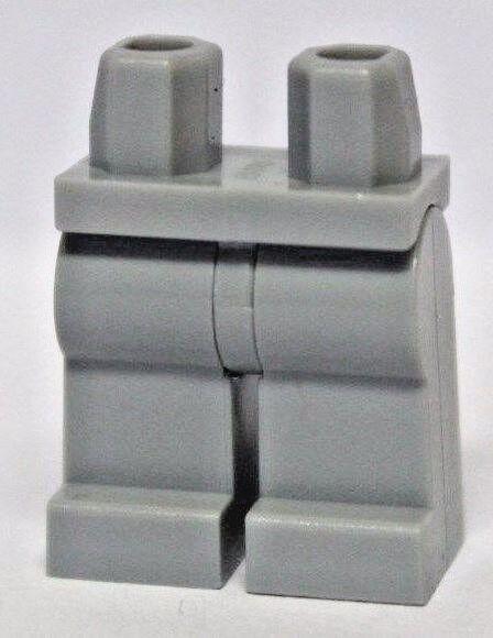 Lego ® 2x Pantalon Legs Legs Legs light bluish Minifig quasi neufs 970c00   Belle Qualité  e9eedd