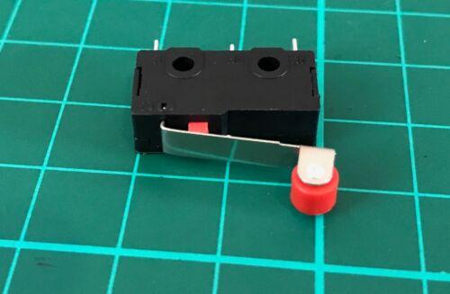 4PIN MISURA 4x4x6,3mm 50 MICROPULSANTI DA C.S