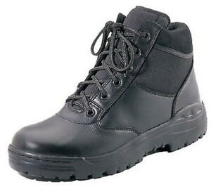 black-public-safety-forced-entry-leather-tactical-boots-rothco-5054