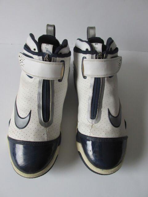 Nike Air Zoom Flight Club The Glove 354183-104 Basketball Shoes Men s 9.5M 662b612c0581