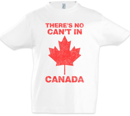 There Is No Can/'t in Canada Kids Boys T-Shirt Modern Fun Phil Family Dunphy