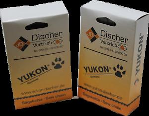 2 Yukon sierra cadenas 3//8p-1,3-46 TG para dolmar 33 40 108 200 201 202 30cm