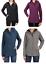 Kirkland Signature Ladies/' Softshell Hooded Fleece Lined Jacket