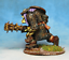 Orc-with-Spiked-Club-and-shield-Warhammer-Fantasy-Armies-28mm-Unpainted-Wargames thumbnail 2