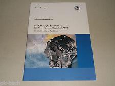 SSP 534 VW Selbststudienprogramm Service Training 1,4 l 3 Zyl. TDI Motor EA288