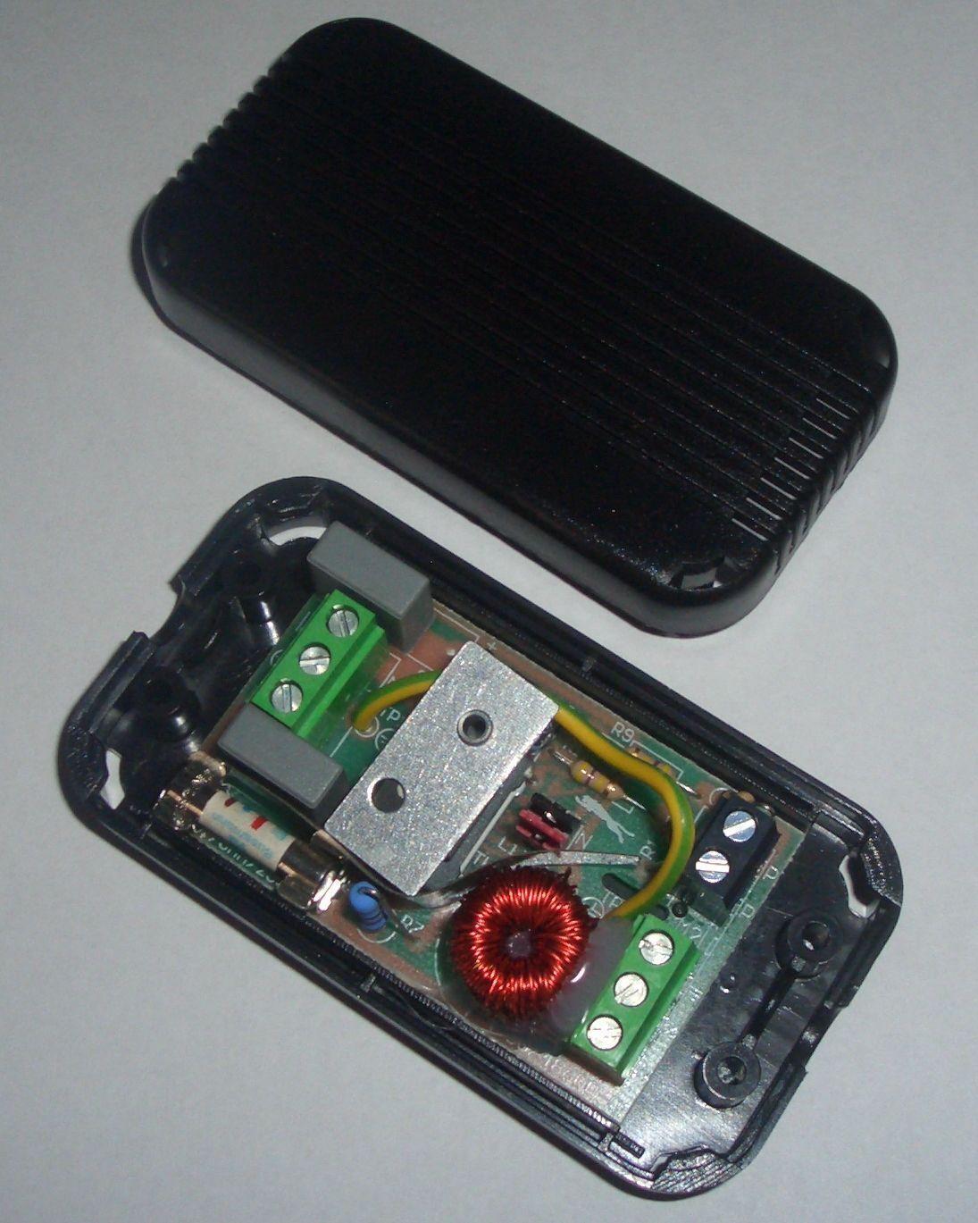 Relco RT99PCG RN0147 Farbe schwarz elektronischer Dimmer Ersatz f. RT98PC RN0179    Hervorragende Eigenschaften