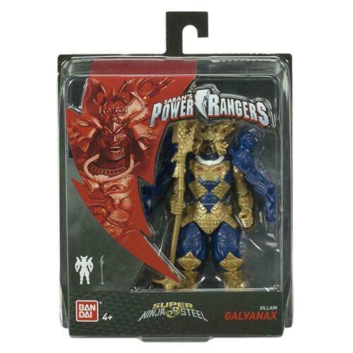 Power Rangers Villian Galvanax Armor 12.5cm Action Figure Gift Idea