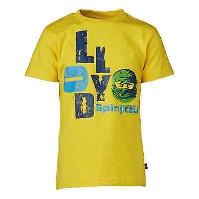 "LEGO® Wear Ninjago T-Shirt Tristan101 ""Lloyd"" Shirt in 3 Farben"