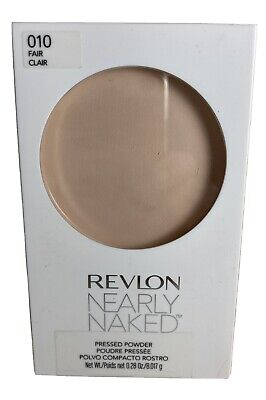 Revlon Nearly Naked Pressed Powder Review | Allure
