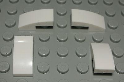 811 # Lego Stein abgerundet 1x2x0,6 Beige 4 Stück