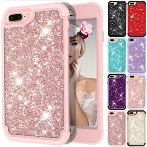 Cell Phone Accessories Shockproof Heavy Duty Hybrid Dual Layer Hard Armor Cover Beautiful And Charming Honest For Iphone 7 Case
