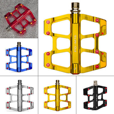 PROMEND Butterfly Pedals MTB Mountain Road Bike 3 sealed Bearings Pedals NEW